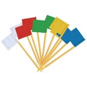 Marker Flag Set - Assorted - Pack of 10