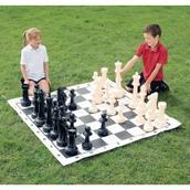Chess Set - Black/White