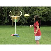 Freestanding Target and Net Set - Assorted