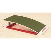 Gymnova Beginners Soft Springboard - Green