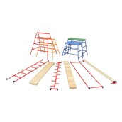 Niels Larsen 10-Piece Agility Set - Assorted - Pack of 10