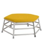 Niels Larsen Lita Movement Table - Yellow - Small (40cm)