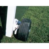 Harrod Sport Hockey Transport Wheels - Black/White - Pack of 4