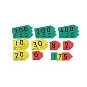 Magnetic Place Value Arrows - Hundreds, Tens & Units