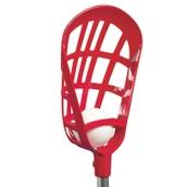 Soft Lacrosse Set - Red/Blue