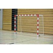 Harrod Sport Folding Handball Goal - White/Red - 3 x 2m