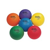 Spordas Super-Safe Balls - Assorted - Pack of 6