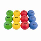 Playground Balls Assorted - 135mm - Pack of 12