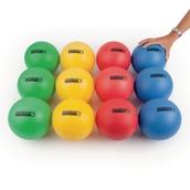 Playground Balls - Assorted - 215mm - Pack of 12