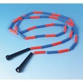 Snake Skipping Rope - Blue/Orange - Pack of 6