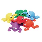 Jingle Frogs - Assorted - Pack of 6