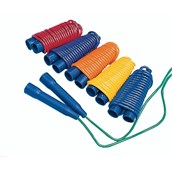Spordas Skipping Ropes - Assorted - 7ft - Pack of 6