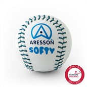 Aresson Softy Rounders Ball - White