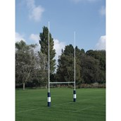 Harrod Sport Club Rugby Goal Posts - Socketed - Pair