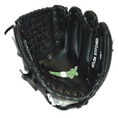Bronx Softball Mitt - Left-Handed - Black