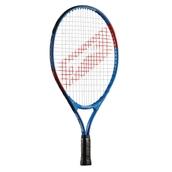 Slazenger Ace Tennis Racket - Blue/Red - 21in
