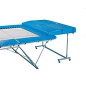 Universal Trampoline Spotting Deck - Blue