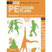 Leapfrogs PE Lesson Plans - Reception