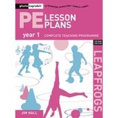 Leapfrogs PE Lesson Plans - Year 1