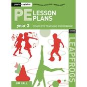 Leapfrogs PE Lesson Plans - Year 3