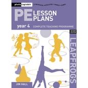 Leapfrogs PE Lesson Plans - Year 4