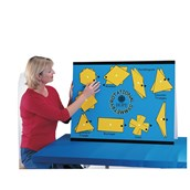 Rotational Symmetry Board Pupil Size - Pack of 5