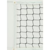 Harrod Sport Regulation Match Volleyball Net - Black - 9.5 x 1m