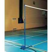 Harrod Sport Volleyball Practice Net - Cord Head Line - Black - 9.5 x 1m