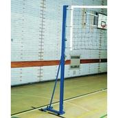 Harrod Sport Matchplay Volleyball Posts - Blue - Pair