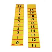 Walk-On Number Line 0-20