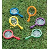 Jumbo Magnifiers - Pack of 6