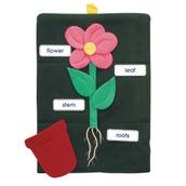Foldaway Flower - Wall Hanging