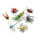 Jumbo Insects - Pack of 7