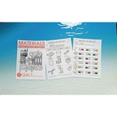 Materials and Their Uses Pack
