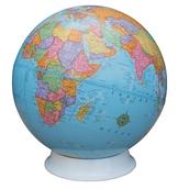 Political Globe 230mm