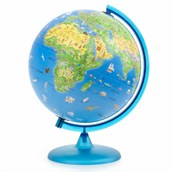 Illuminated Activity Globe 300mm