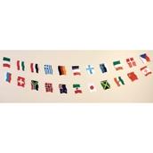 World Flag Bunting - 9.5m