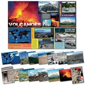 Volcanoes Photo Pack and Poster Set