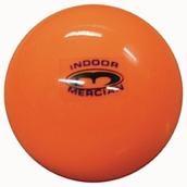 Mercian Indoor Hockey Ball - Orange - Pack of 6