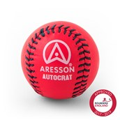 Aresson Autocrat Fluorescent Rounders Ball - Pink