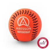 Aresson Autocrat Fluorescent Rounders Ball - Orange