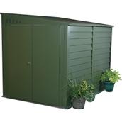 Titan 960 Metal Storage Shed