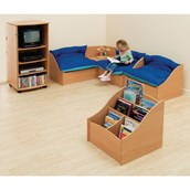 Junior Reading Corner Group with Cushions
