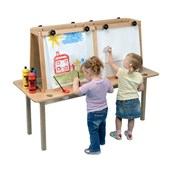 4 Person Easel