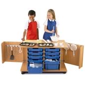 Junior Food Worktruck - Without resources