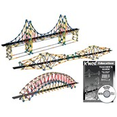 K'NEX Real Bridge Building Set