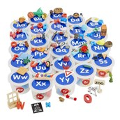 Alphabet Sounds Teaching Tubs Pack of 26