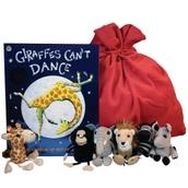 Giraffes Can't Dance Puppet and Book Set