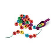 Alphabet Lacing Sweets