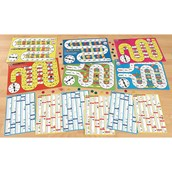Phonics Board Games- Pack of 6